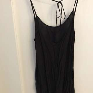 One Size Brandy Melville Tie Dress