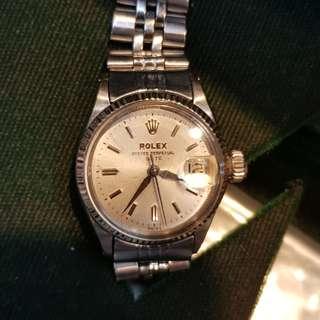 Rolex 6517 原鏈 全長 老掃把頭