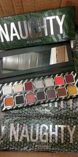 NAUGHTY PALLETTE