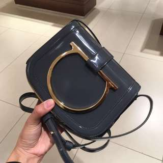 Salvatore ferragamo mini bag crossbody