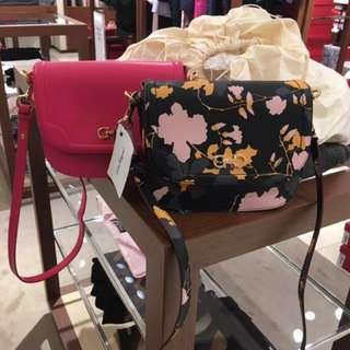 Salvatore ferragamo stock pink mini bag crossbody bag
