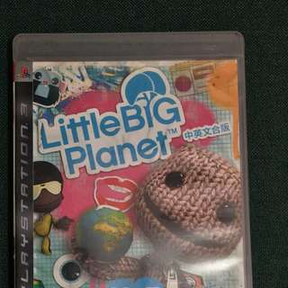 PS3 Game: Little Big Planet