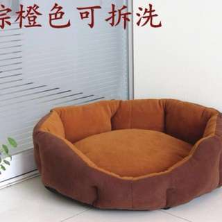 Big dog cushion bed