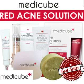 (Instock Sales) Medicube Red Line Body Bar/ Red Cushion etc / Zero Line Items Promo