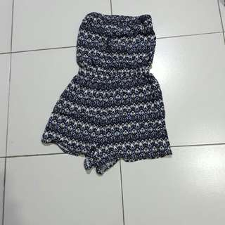 Devided romper (REPRICED)