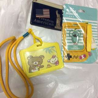 #Free Card holders(all)