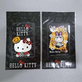 Halloween Hello Kitty Ezlink Cards Set
