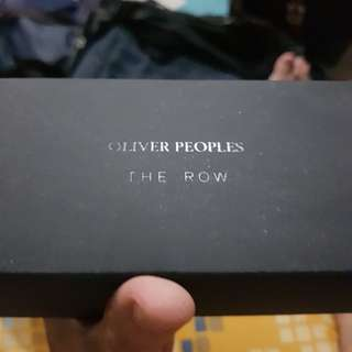 Olivers People The Row Sunglasses