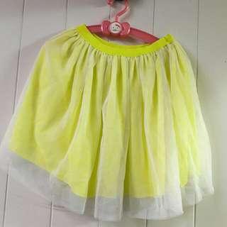 NET女童點點紗裙🌟120公分