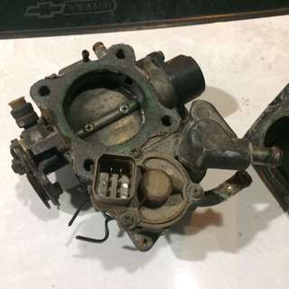 Throttle body vr4