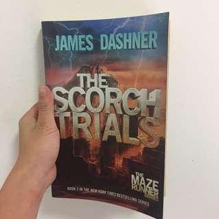 MAZE RUNNER SERIES BY JAMES DASHNER