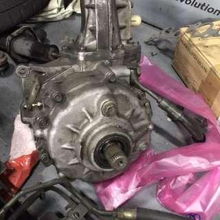 Evo9 gsr rear diff gearbox