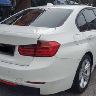 F30 320 TWIN TURBO URGENT SALE SAMBUNGBAYAR