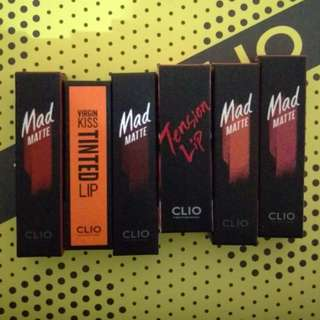 Clio - Mad Matte Lipstick
