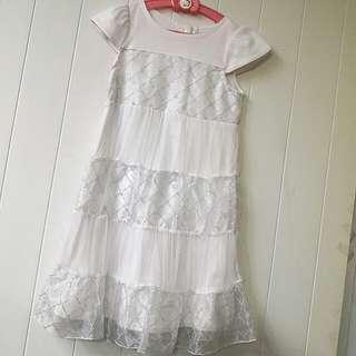 全新.賠售美國品牌🌟女童公主洋裝🌟8歲