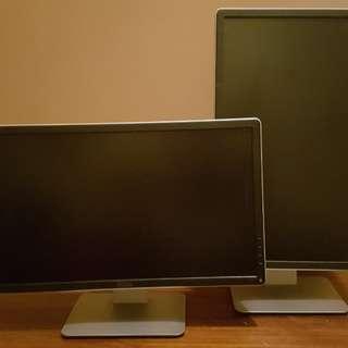 Dell P2214h monitors
