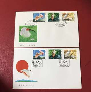 China stamp 1984 T94 2 FDC