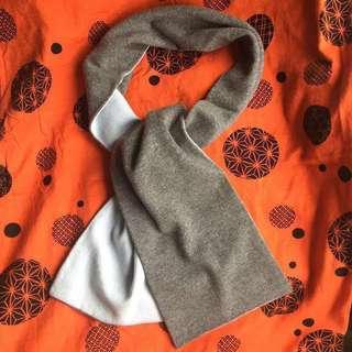 BYPAC double-face cashmere scarves