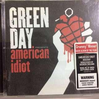 Cd 51 Green Day