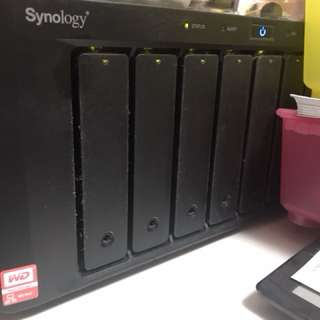Synology DS1813 (Barebone)