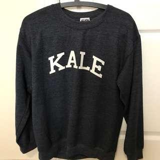 Kale sweater