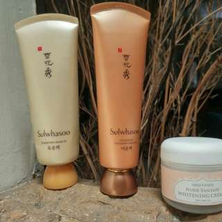 Sulwhasoo & Chica y chico