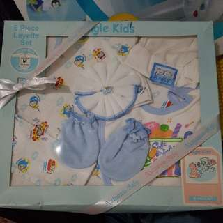 (New) Baby Gift Set (6 pieces)