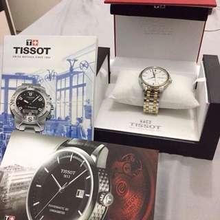 Tissot watch automatic