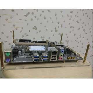Gigabyte GA-X150M-PLUS WS C232 Xeon Server 底板 ESXI神器