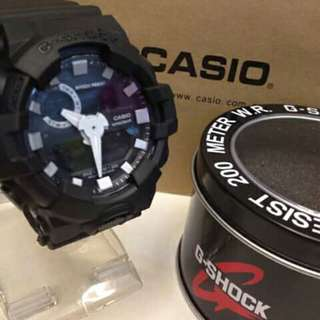 G shock w/ can