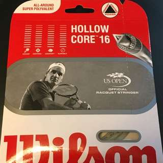 BN Wilson Tennis String Hollow Core 16
