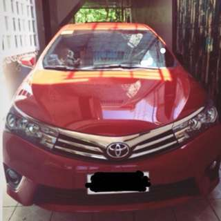 Toyota Altis 2014  AT for sale