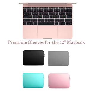 Macbook Sleeve - Best Sleeve for 12 Inch Macbook (Other sizes available too!)