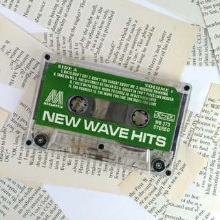 New Wave Hits Cassette Volume 1