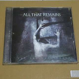CHEAPEST 💿 Music CD: All That Remains - The Fall of Ideals