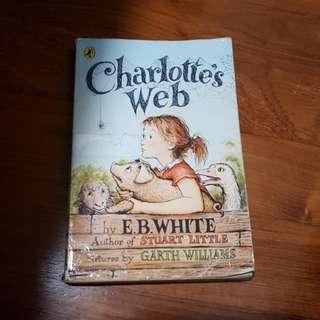 Charlotte's web / e.b white