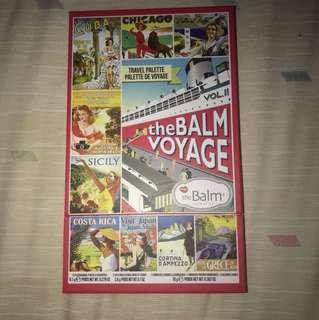 Travel palette the balm