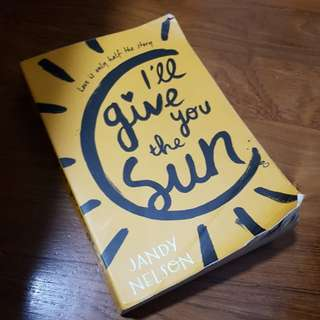 I'll give you the sun / jandy nelson