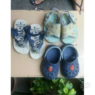 Bundle take all babies slippers