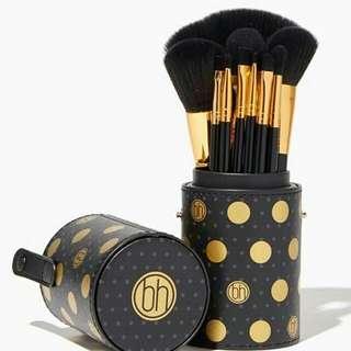 Bh cosmetics brushes (Inspired)