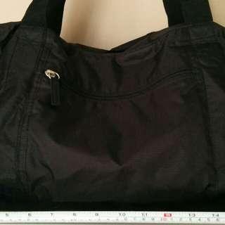 Muji 旅行袋 可手提/肩背 原價280