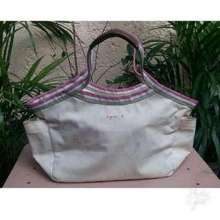 SALE Agnes B bag from hongkong