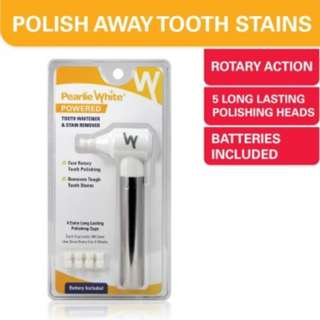 Pearlie White Powered Tooth Whitener and Stain Remover