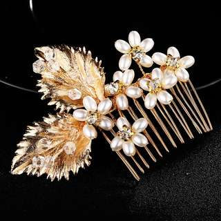 Brand new hair accessories for wedding and party (2 different colors)