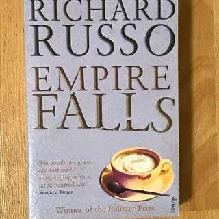 Preloved book - Empire Falls - Richard Russo