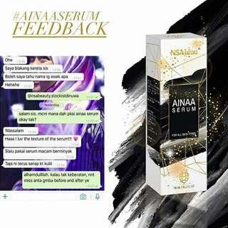 AINAA SERUM by Syafiqah Aina