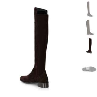 Browns couture knee high boots