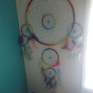 LARGE DREAM CATCHER