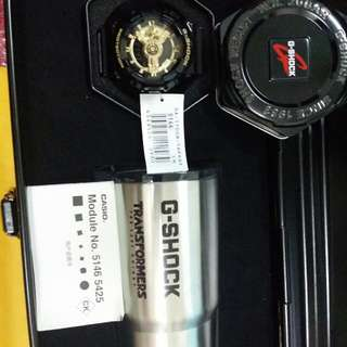 G-shock Collaboration Transformers ORIGINAL