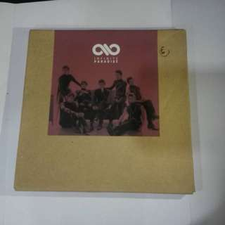 INFINITE preloved album